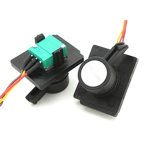 Taranis X9D - Side Slider (2pcs)