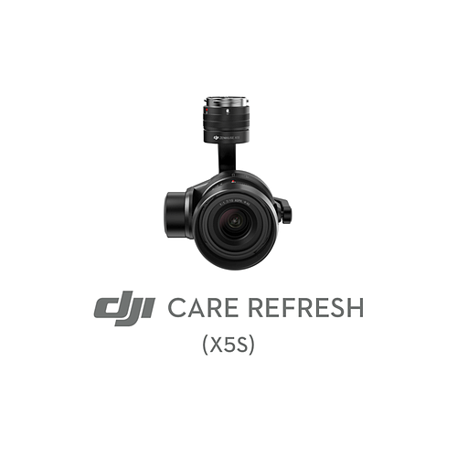 Seguro DJI Care Refresh - Zenmuse X5S (1 AÑO)