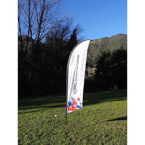 RCI Flags-2.5m for FPV Racing