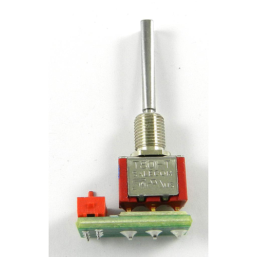 JETI DC - Replacement Switch Spring-Loaded 3 Position