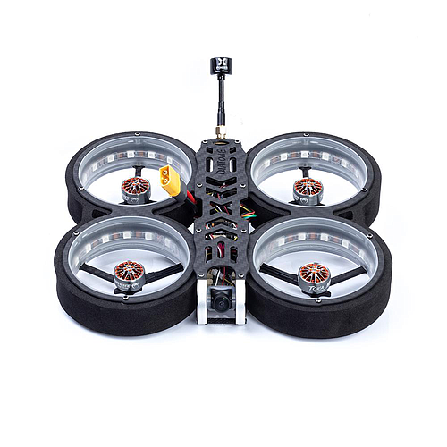 "Diatone MX-C 369 Taycan 3"" 6S Duct Cinewhoop PNP SW2812 LED"