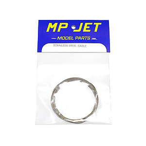 MP JET Stainless Steel Cable 0.7MM 20M