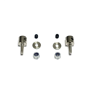 Prisionero MP JET Ø 2mm M2 6mm (6pcs)