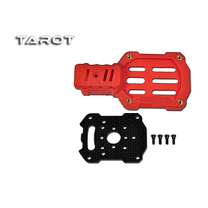 Tarot 16MM new multi-axis motor holder/ Red