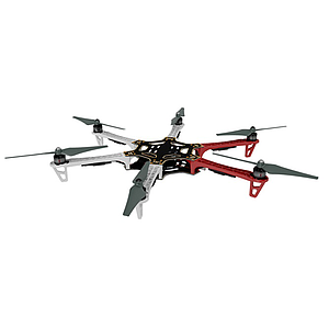 DJI F550 Flame Wheel Kit ARF