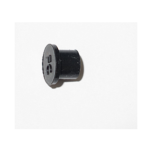 Rubber cap for 12x10mm tube
