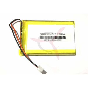 "Battery for FPV displays Feelworld  7"" and 10"""