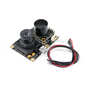 Optical Flow Sensor Smart Camera and Sonar for Pixhawk V 1.3.1