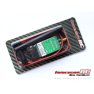 immersionRC 700mW 2.4Ghz audio/video transmitter