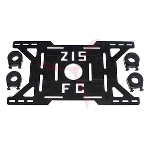 Damping plate for DJI S800/S900/S1000