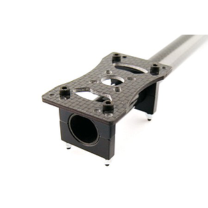 Carbon Motor Mounting Base for Multi-rotor Aircraft