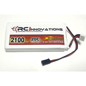 Desire power LiFePO4 3s 2100mAh 20C - Emisoras RC (B)