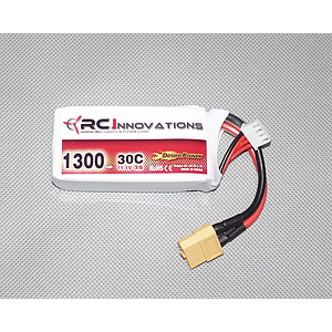 Desire power V8 Series  3s 1300mAh 30C