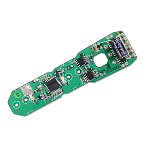 Brushless speed controller(WST-16AH(R)) for scout x4