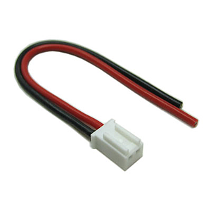 Female Mini Connector w/ 10cm 20awg Silicone Wire