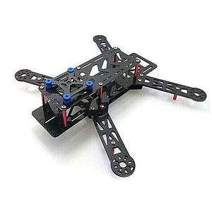 250 pro carbon Fiber 4 Axis Mini Quadcopter Frame Kit