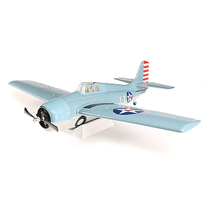 Parkzone F4F Wildcat 1.0m BNF Basic con AS3X & SAFE Select