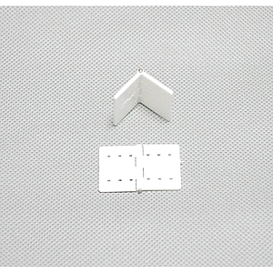 Bisagra MP JET 16x32mm Blanca (12pcs)