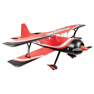 Dynam Pitts Python Model 12 1070mm PNP (Red)